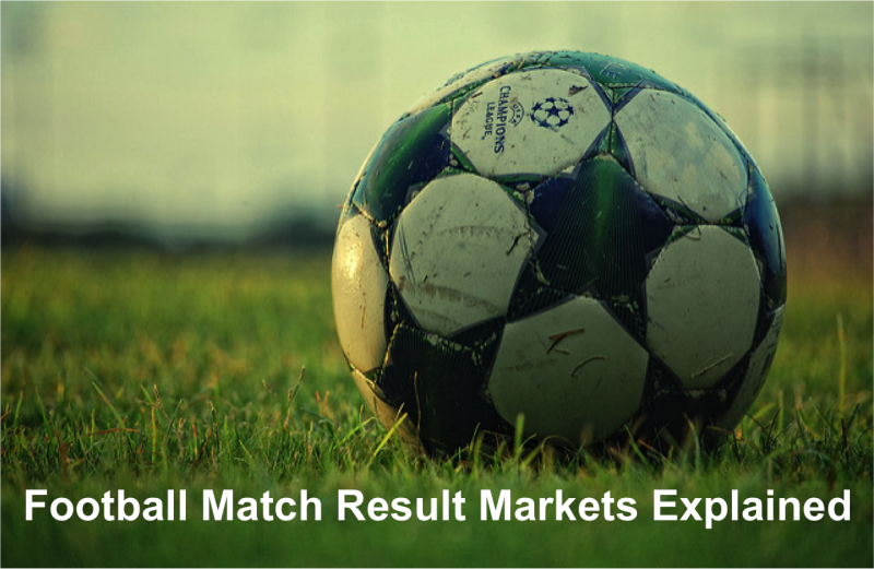 Football Match Result Markets Explained