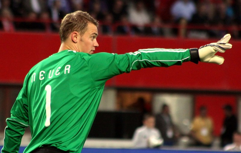 Manuel Neuer Germany national football team