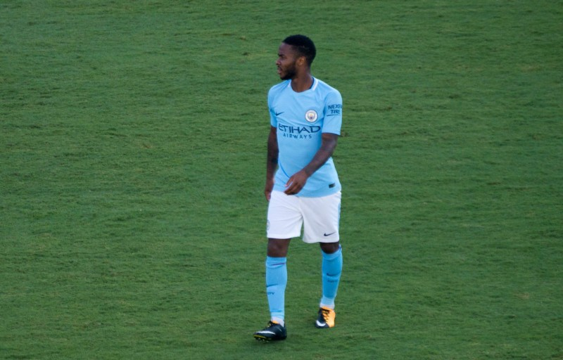 Raheem Sterling rapidly becoming one of Manchester City's most important players.