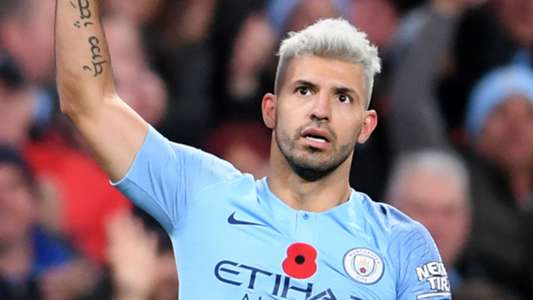 Sergio Aguero equalled Alan Shearer's record for most Premier League hat-tricks during Man City's 6-0 win over Chelsea