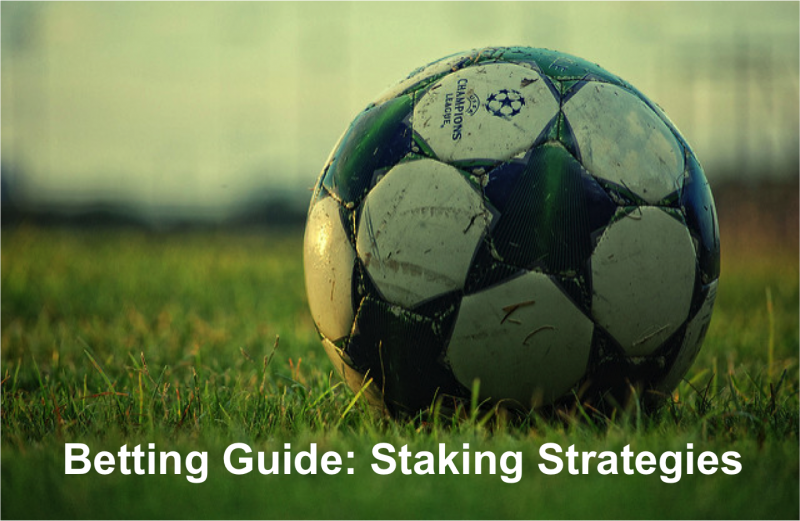 Betting Guide: Staking Strategies