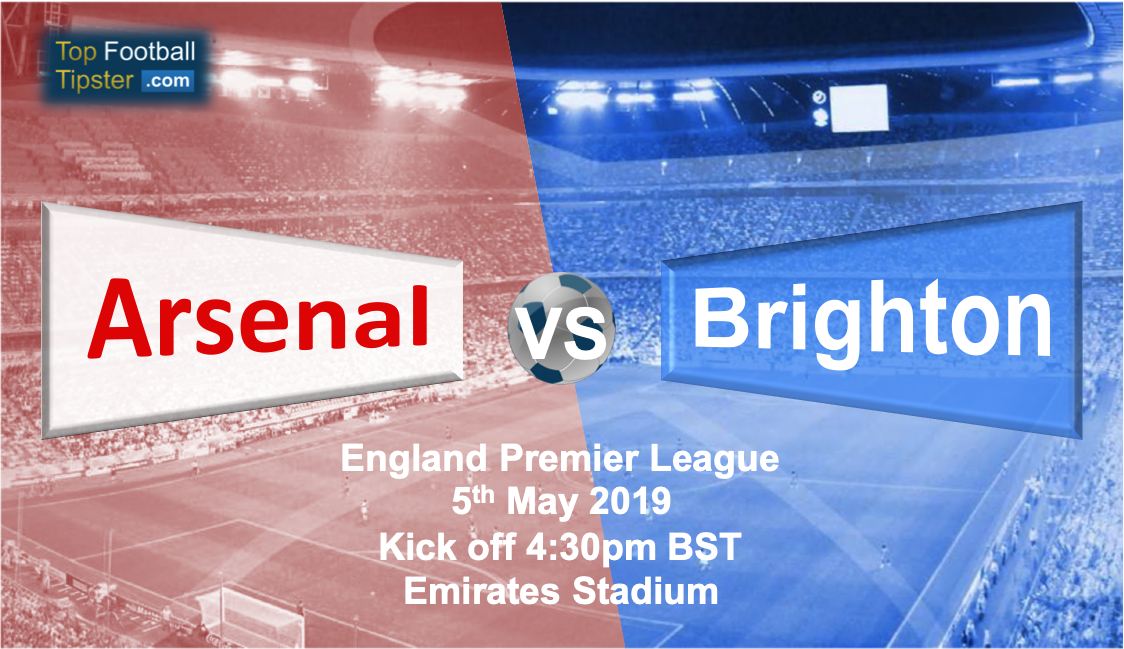 Arsenal vs Brighton: Preview and Prediction