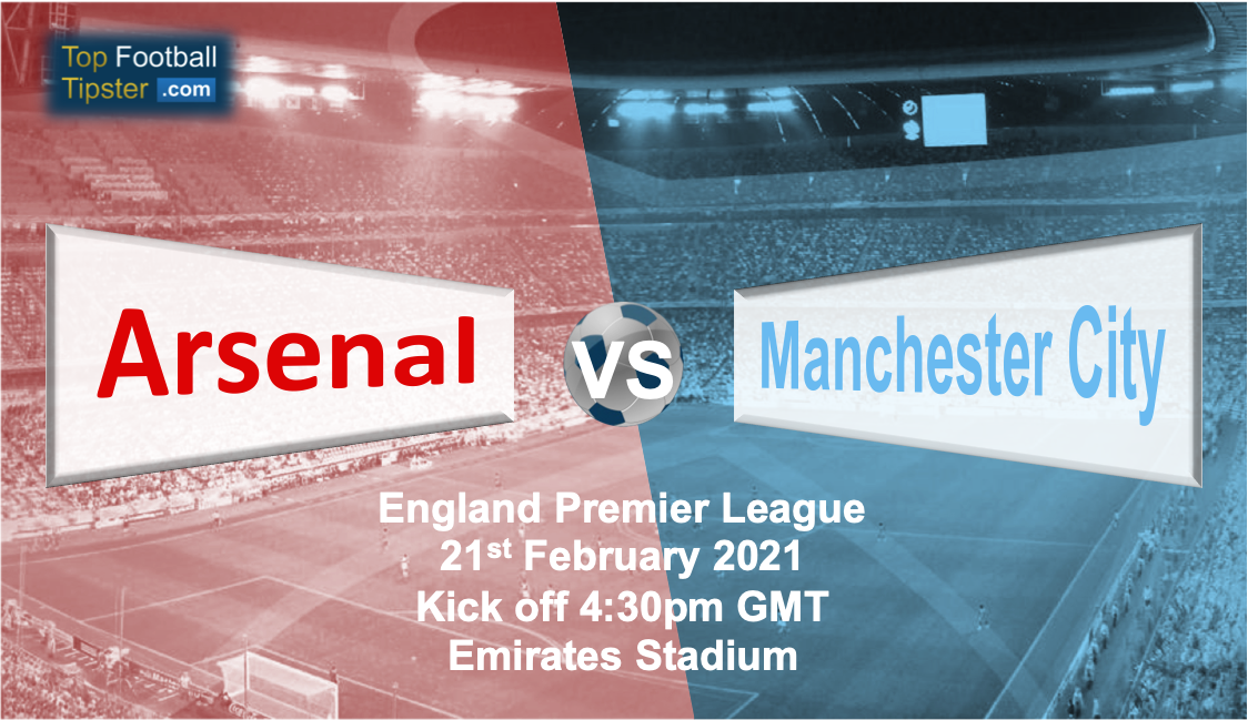 Arsenal vs Man City: Preview and Prediction