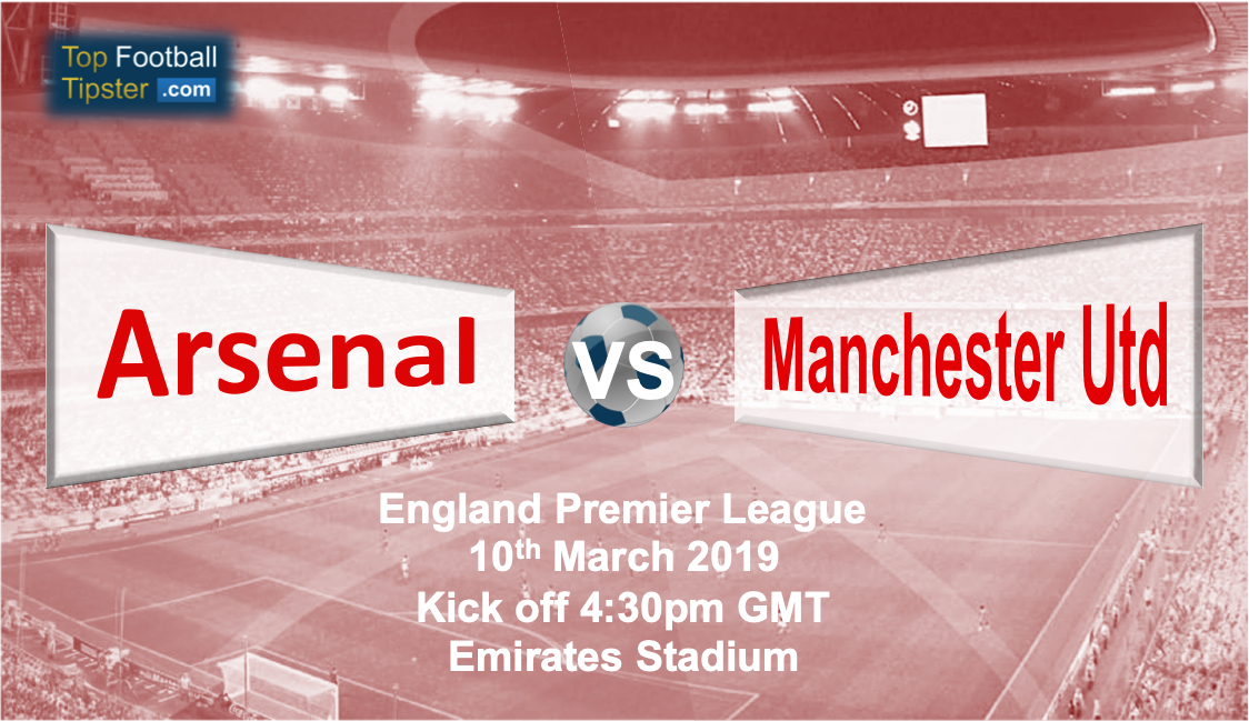 Arsenal vs Man Utd: Preview and Prediction