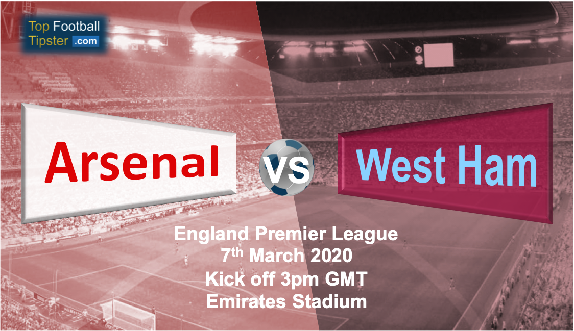 Arsenal vs West Ham: Preview and Prediction
