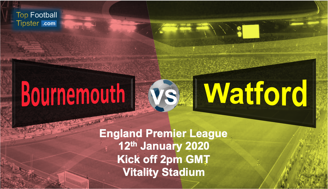 Bournemouth vs Watford: Preview and Prediction