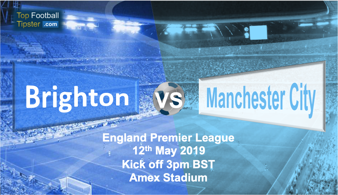 Brighton vs Man City: Preview and Prediction