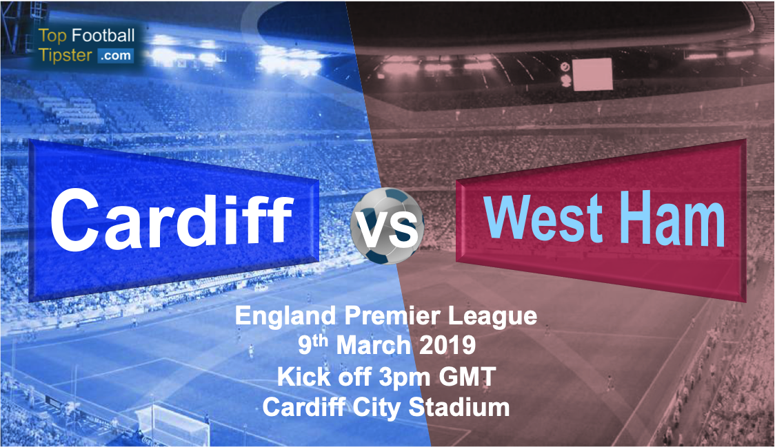 Cardiff vs West Ham: Preview and Prediction