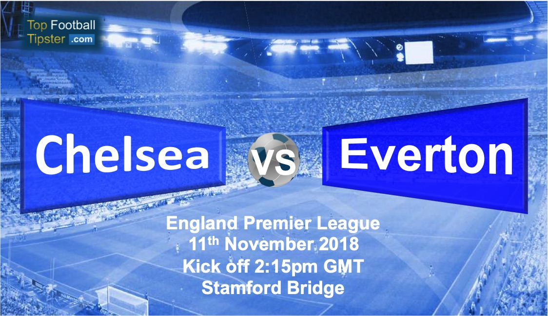 Chelsea vs Everton: Preview and Prediction