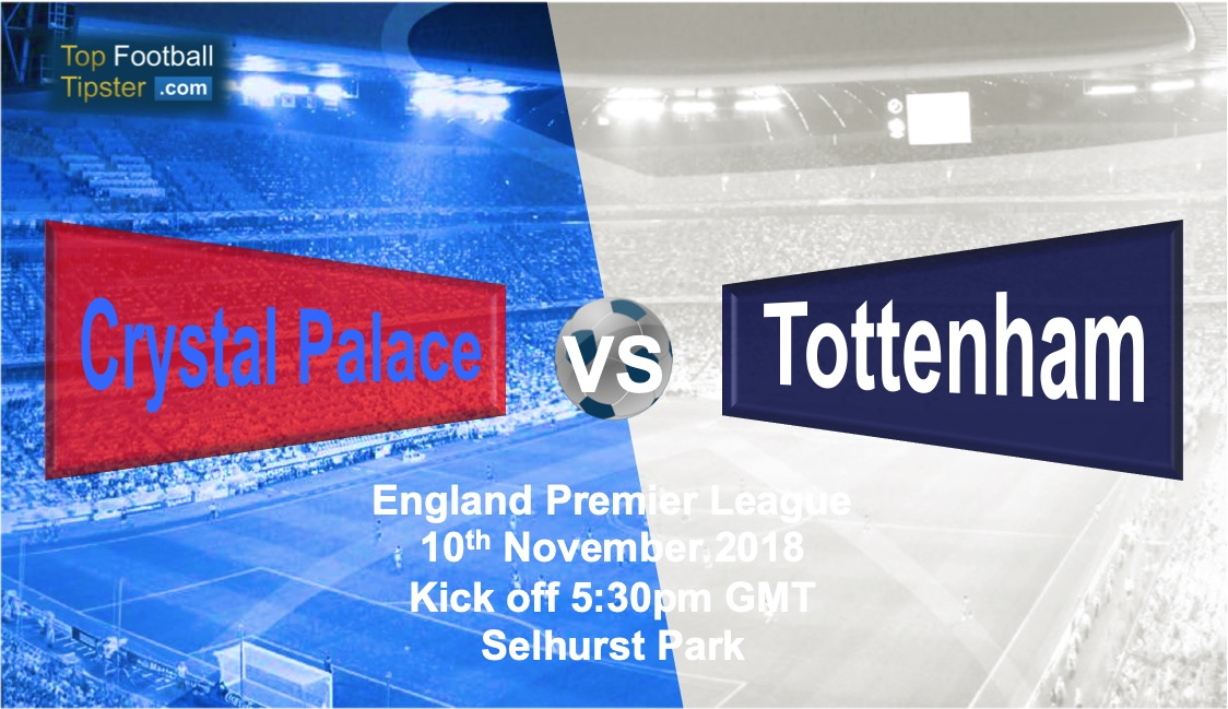 Crystal Palace vs Tottenham: Preview and Prediction