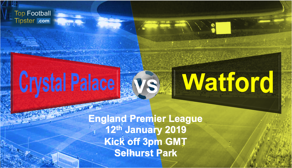 Crystal Palace vs Watford: Preview and Prediction