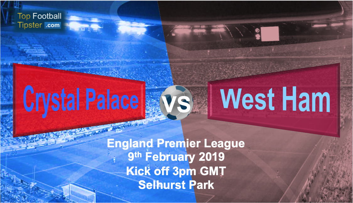 Crystal Palace vs West Ham: Preview and Prediction