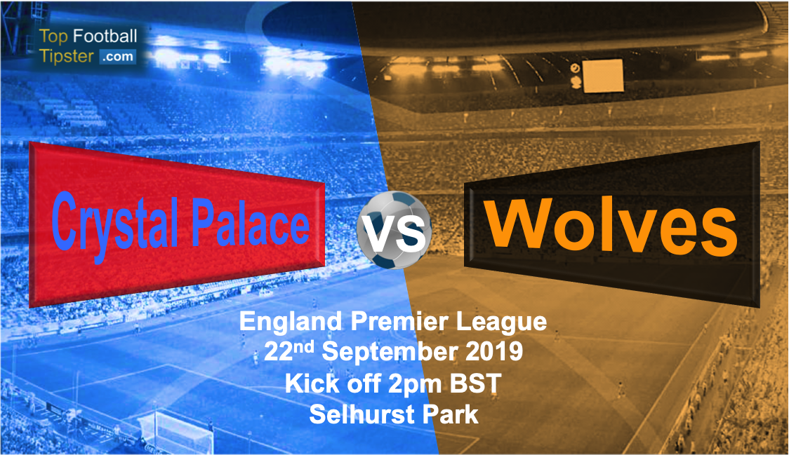Crystal Palace vs Wolves: Preview and Prediction