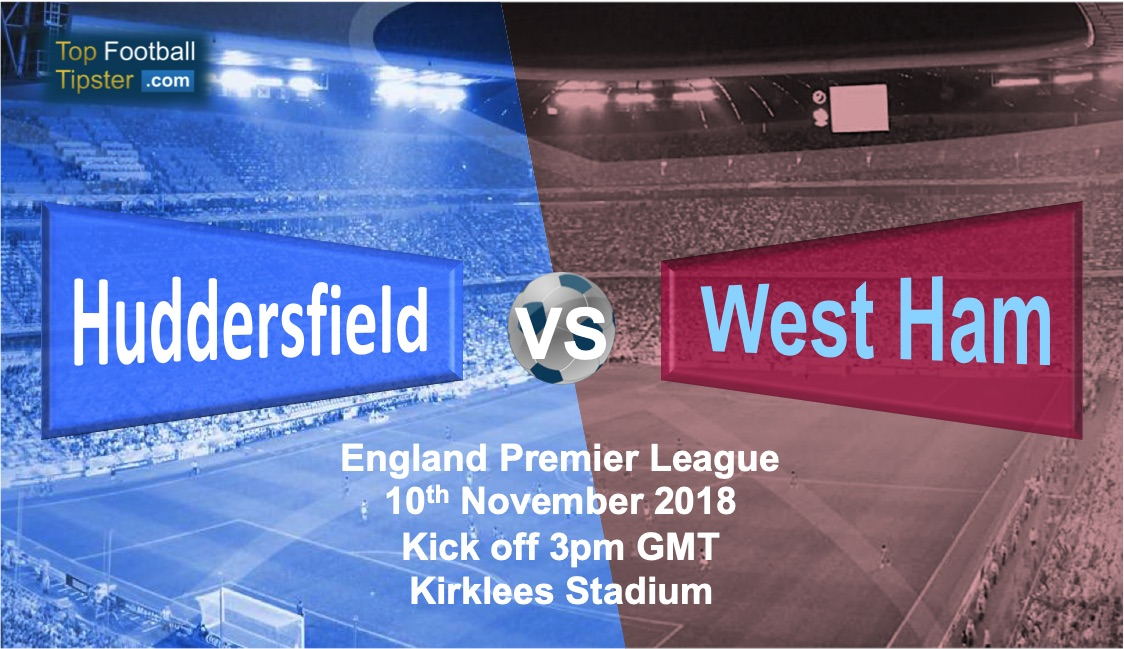 Huddersfield vs West Ham: Preview and Prediction