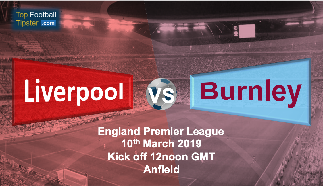 Liverpool vs Burnley: Preview and Prediction