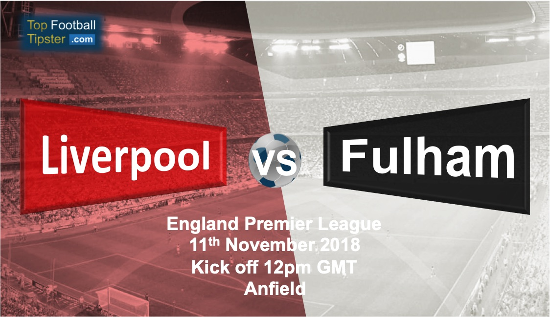 Liverpool vs Fulham: Preview and Prediction