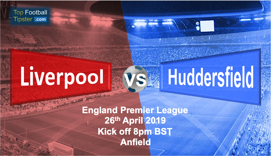 Liverpool vs Huddersfield: Preview and Prediction