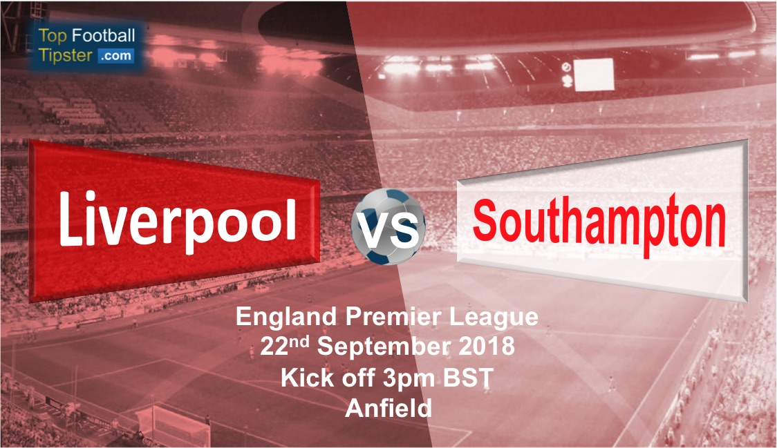 Liverpool vs Southampton: Preview and Prediction