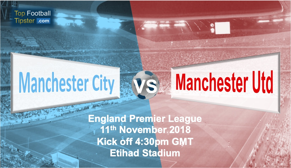 Man City vs Man Utd: Preview and Prediction