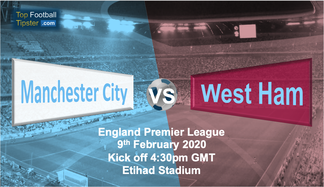Man City vs West Ham: Preview and Prediction