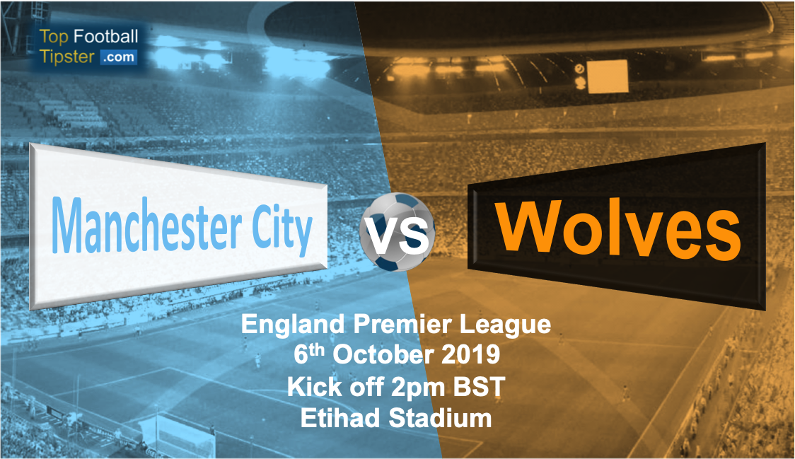 Man City vs Wolves: Preview and Prediction