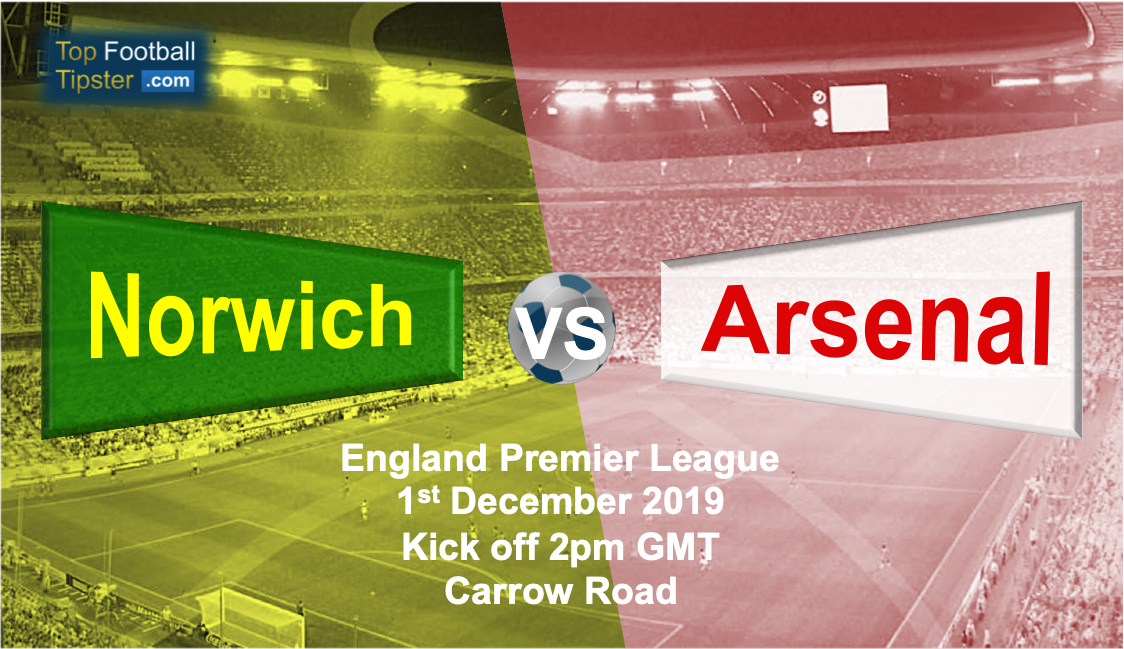 Norwich vs Arsenal: Preview and Prediction