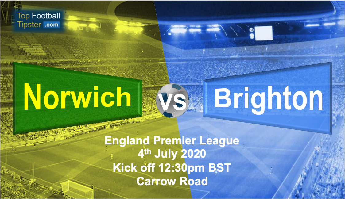 Norwich vs Brighton: Preview and Prediction