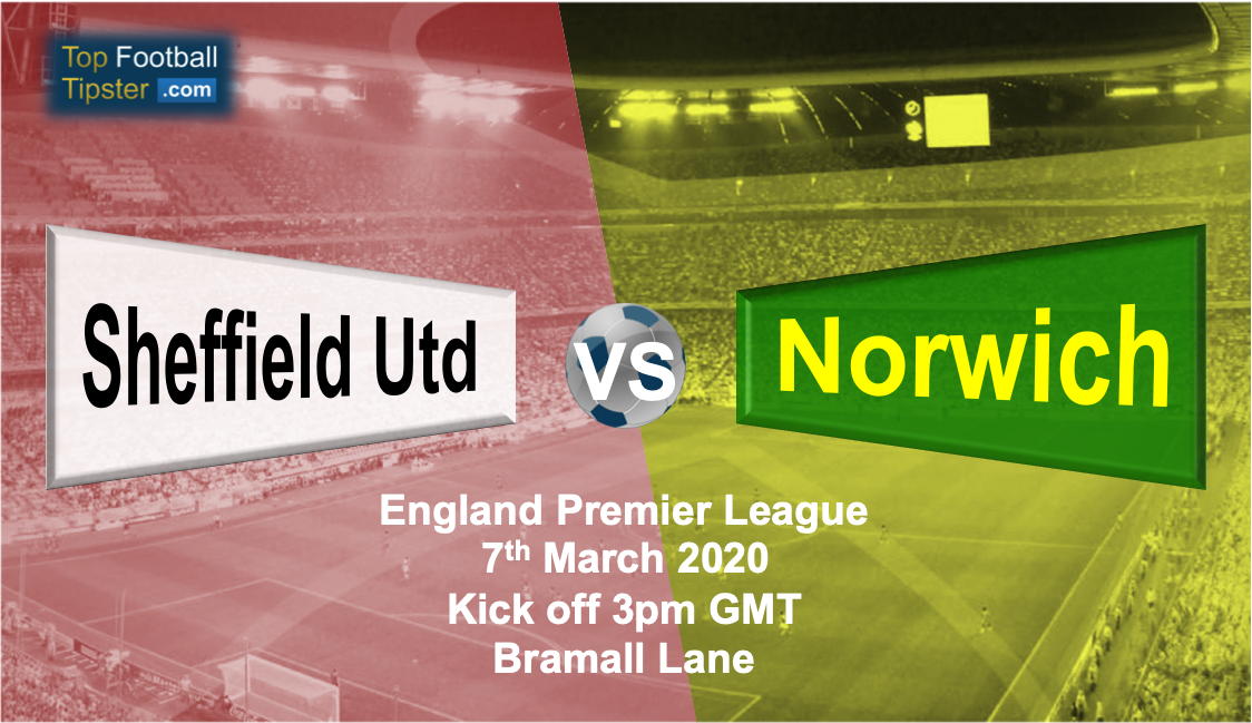 Sheffield Utd vs Norwich: Preview and Prediction