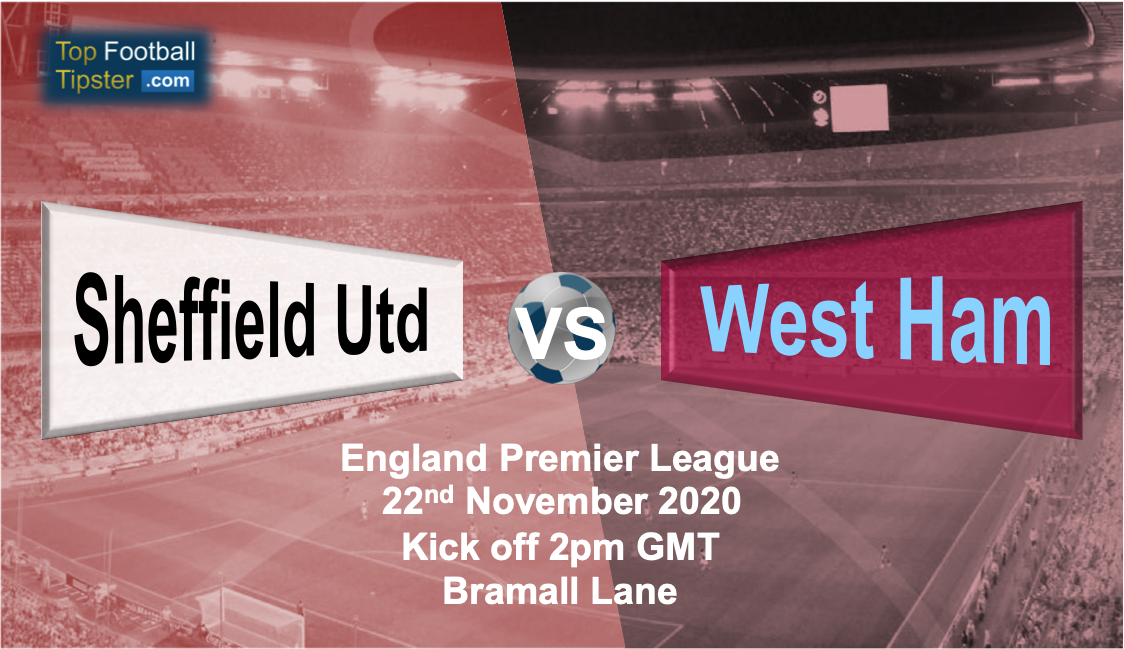 Sheffield Utd vs West Ham: Preview and Prediction