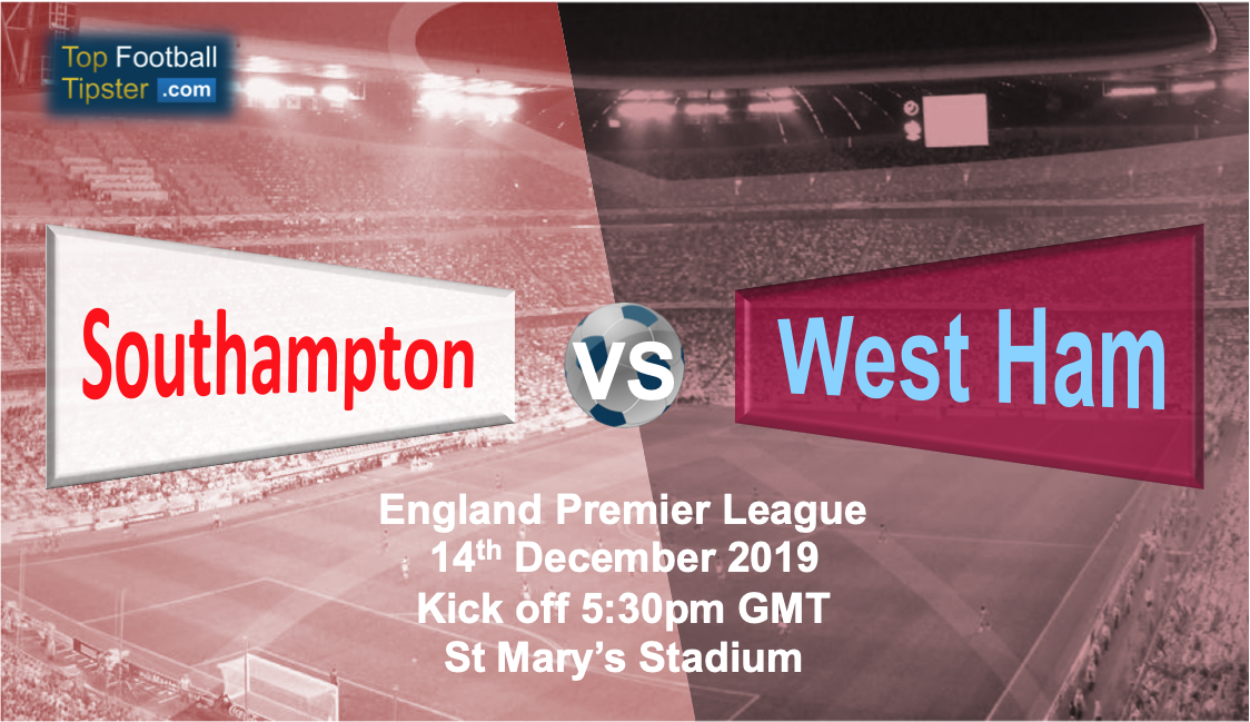 Southampton vs West Ham: Preview and Prediction
