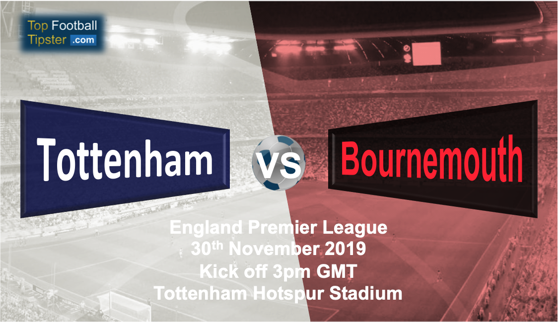 Tottenham vs Bournemouth: Preview and Prediction