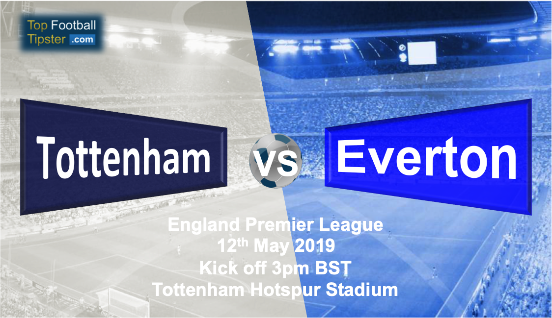 Tottenham vs Everton: Preview and Prediction