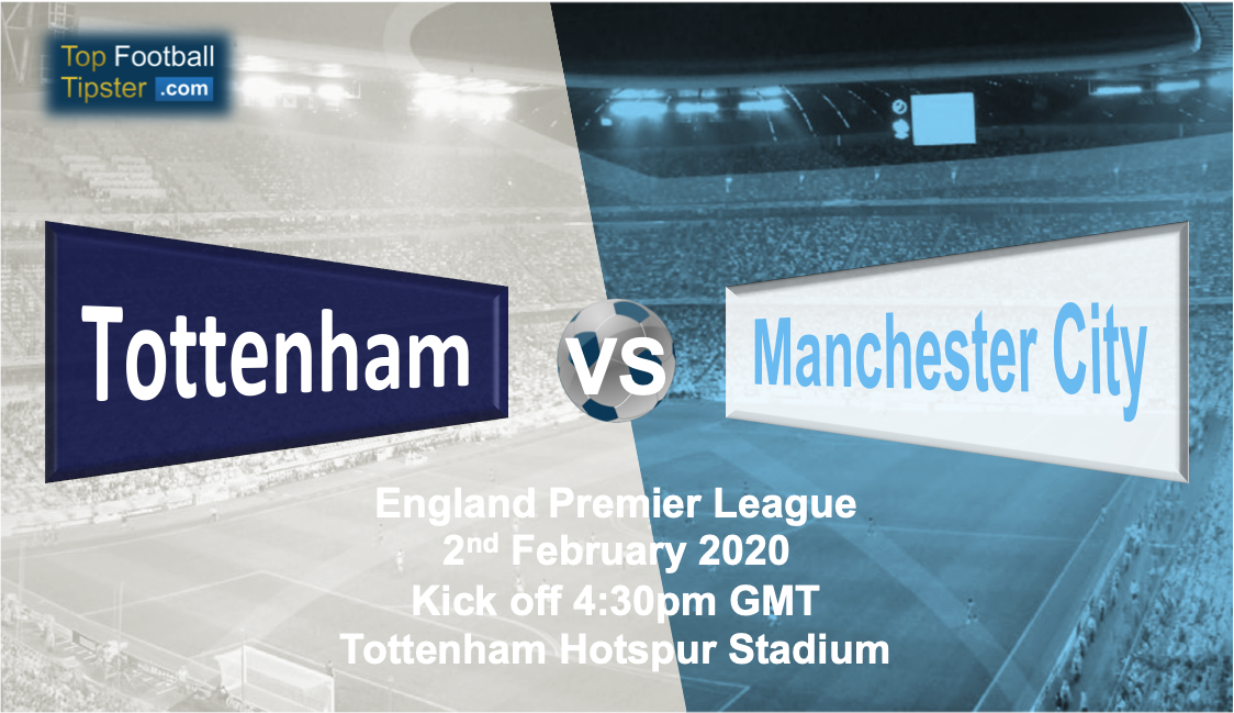 Tottenham vs Man City: Preview and Prediction