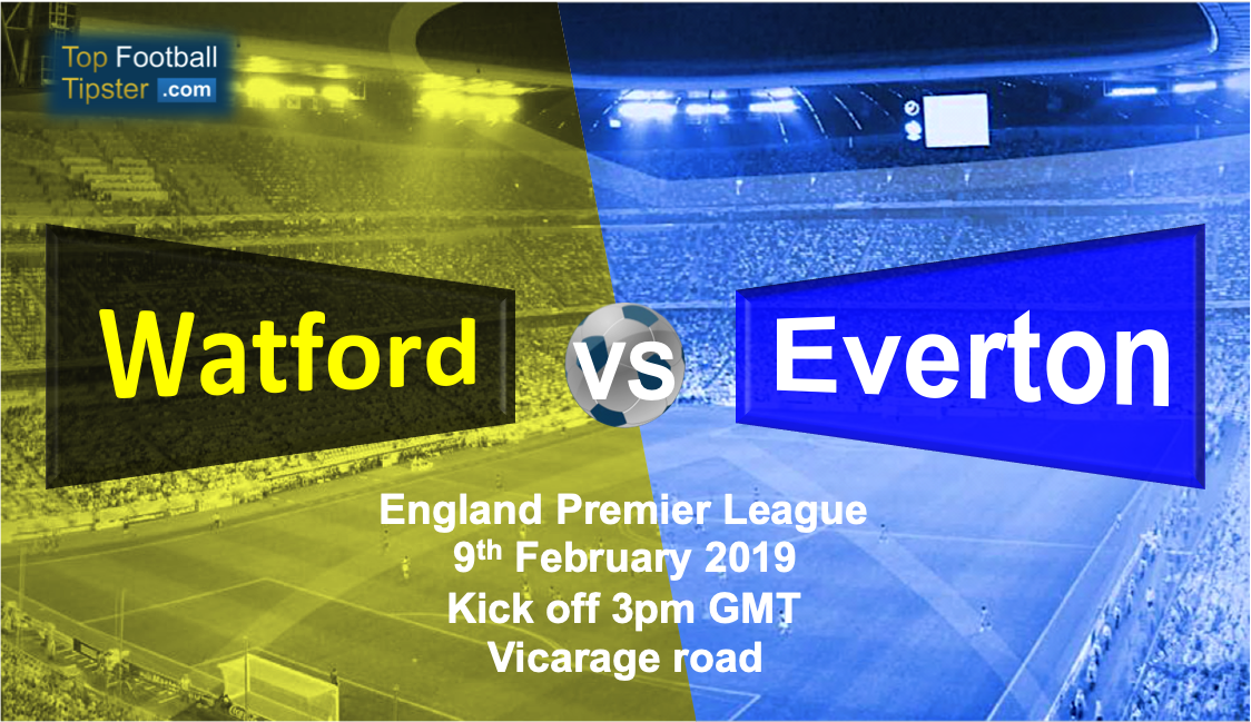 Watford vs Everton: Preview and Prediction
