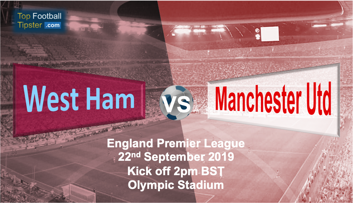 West Ham vs Man Utd: Preview and Prediction