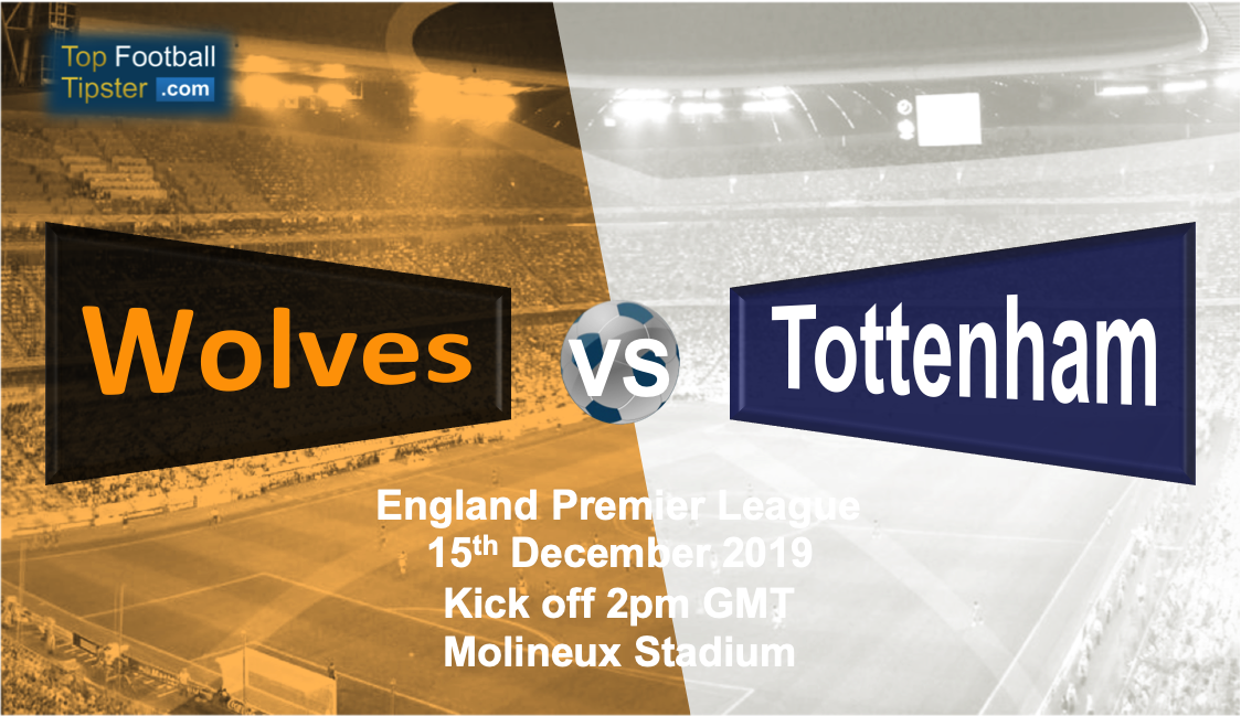 Wolves vs Tottenham: Preview and Prediction